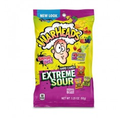 Warheads Extreme Sour (92g)