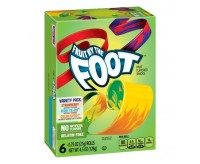 Fruit By The Foot, Variety Pack (6 Rolls) (128g)