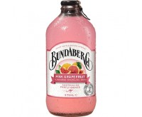 Bundaberg Sparkling Drink, Pink Grapefruit (375ml)