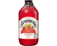 Bundaberg Sparkling Drink, Guava (375ml)