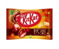 KitKat Mini, Autumn Chestnut (Akiguri)