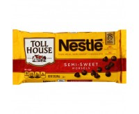 Nestlé Toll House Semi-Sweet Chocolate Morsels (340g)