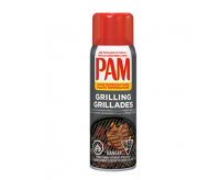 Pam Grilling Grillades No-Stick Cooking Spray (141g)