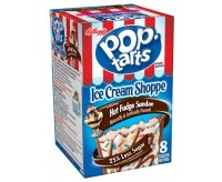 Pop-Tarts Hot Fudge Sundae, Frosted (416g)