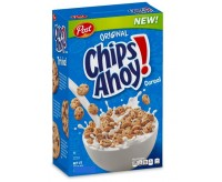 Chips Ahoy! Cereal (340g) (BEST BY 11-08-21)