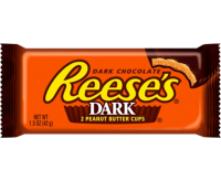 Reese's Dark Peanut Butter Cups (2-pack) (42g)