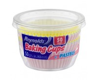 Reynolds Pastels Baking Cups (50 cups)