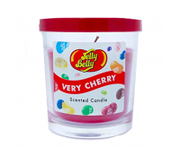 Jelly Belly Scented Candle, Very Cherry (jar)