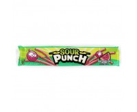 Sour Punch Watermelon Straws (57g)