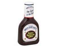 Sweet Baby Ray's Barbecue Sauce, Honey (510g)